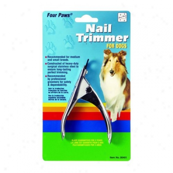 Four Paws 100202043/00401 Sm/med Breed Nail Time-server