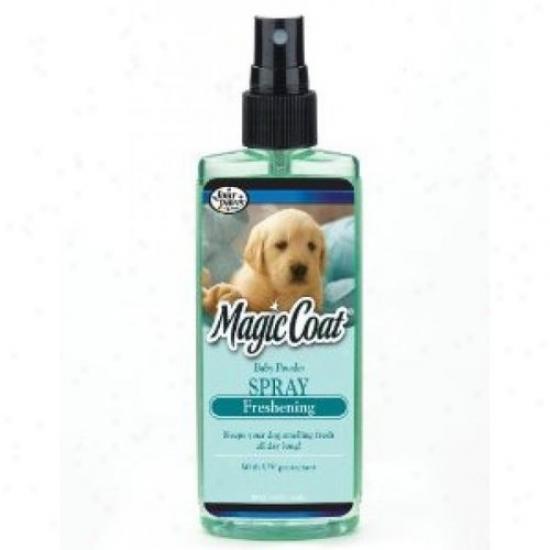 Four Pawq 100202546/10545 Mc Baby Powder Spray