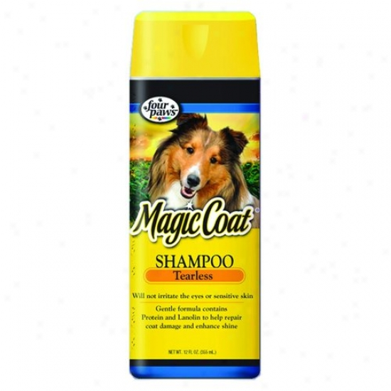 Four Paws 100202560/10614 Mc Protein Tearless Shampoo