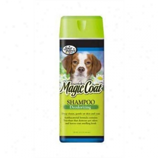 Four Paws 100202577/10741 Mc Anti-bacterial Shampoo