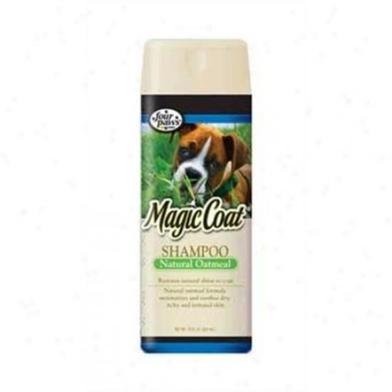 Foud Paws 100202578/10751 Mc Oatmeal Shampoo