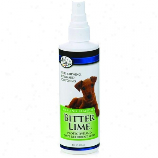 Four Paws 100203081/17060 Bitter Lime Pump Spray