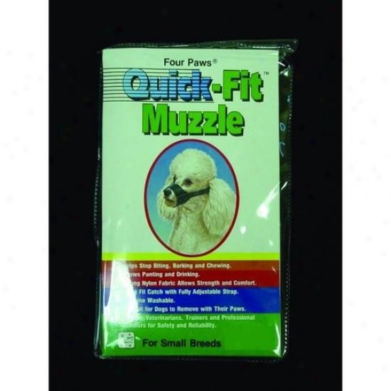 Four Paws 100203675/59010 Pregnant Fit Muzzle