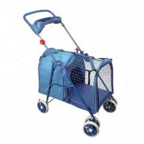 Four Paws 100203686/59125 Blooming Air Pet Strollr