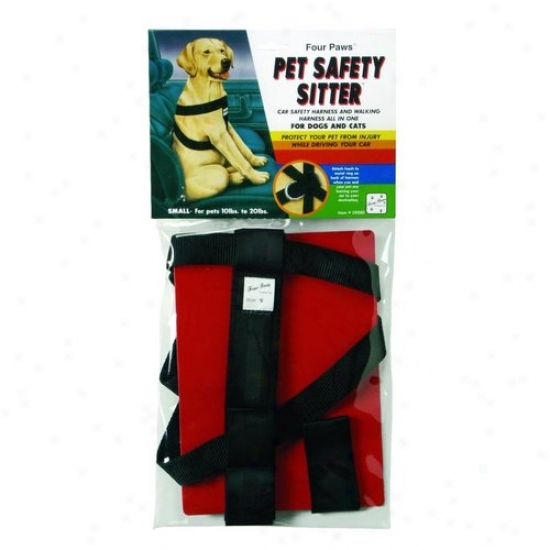 Four Paws 100203727/59220 Pet Safety Sitter