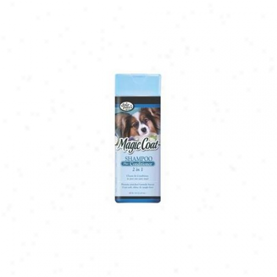 Four Paws - Mc 2-in-1 Shampoo & Conditionr 16 Ounce - 100202571-10633