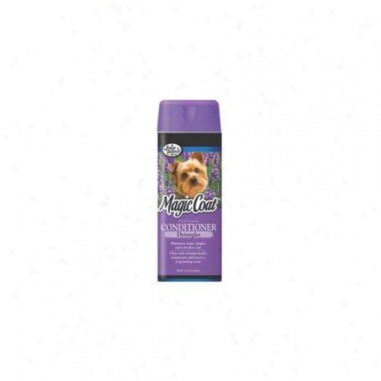 Four Paws - Mc Fresh Extract Creme Rinse 16 Ounce - 100202576-10713