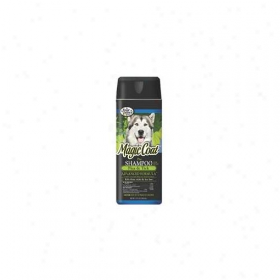 Four Paws - Mc Plus Flea & Tick Shampoo 16 Ounce - 100202558-10611