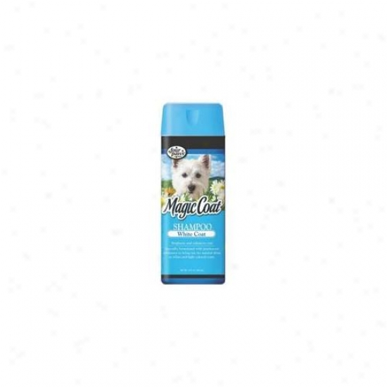 Four Paws - Mc White Coat Shampoo 16 Ounce - 100202564-10618