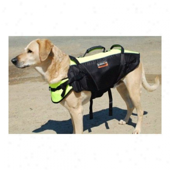 Fusion Pet Aqua Sport Recreational Flotation Dog Harness