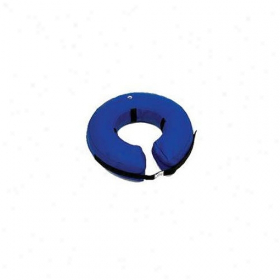 G&b Marketing Procollar Inflatable Recovery Collar In Navy