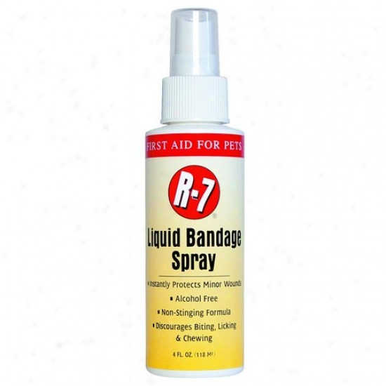 Gimborn Pet 423659 R-7 Liquid Bandage Spray