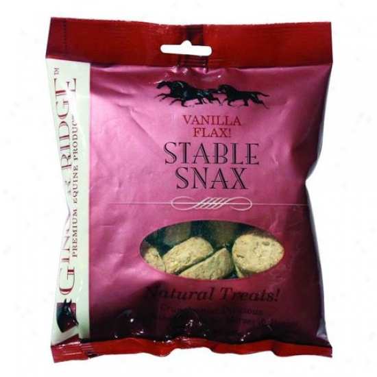 Ginger Ridge 99408 Stable Snax Horse Treats