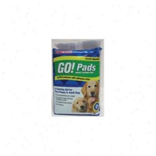 Go Doggie Training Pads - 24 Count  - 01130