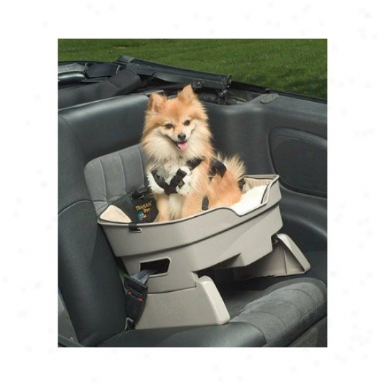 Good Pet Stu ff Co. Adjustable Pet Car Seat Provides Comfort And Safety