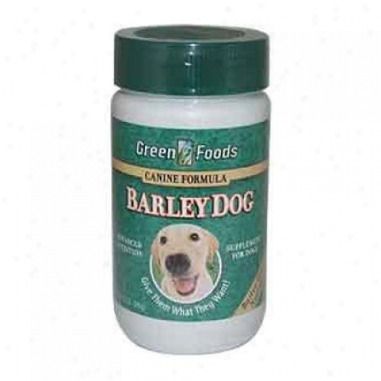 Verdant Foods All-breed Form Barleyy Dog Grass Juice 3 Oz