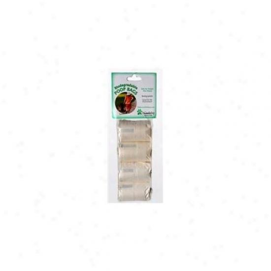 Green Pet Shop 48399 4 Wallow Biodegradable Bag