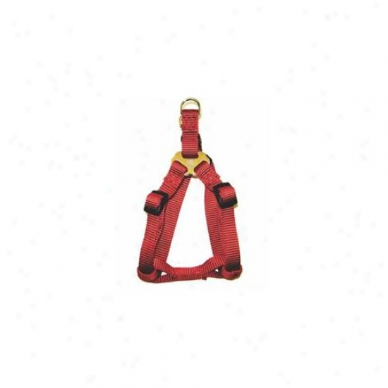 Hamilton Pet Company - Adjustable Easy Attached Harness- Ree 1 X 30-40 - Sha Lgrd