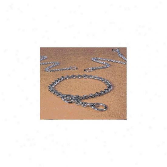 Hamilton Pet Products Fine Choke Chain Collar