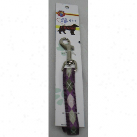 Hamilton Pet Products Nylon Lead With Snap Carded