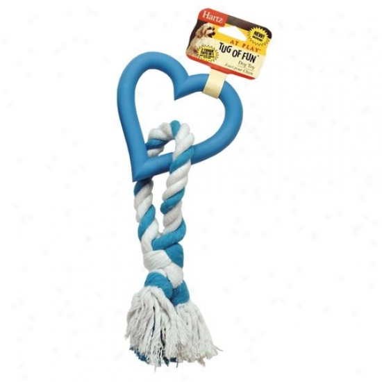 Hartz 99659 At Play Tug Of Fun Dog Toy