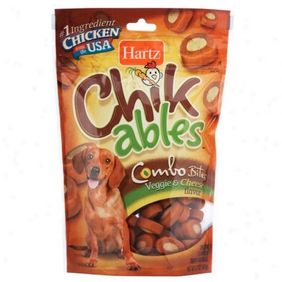 Hartz Chickables Small Dogs Treats, 5.7 Oz