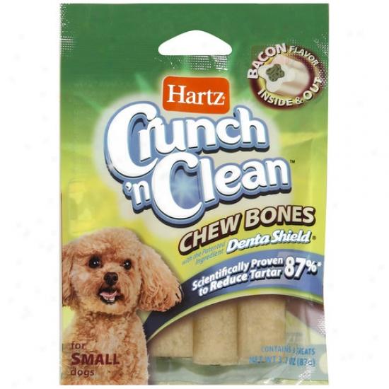 Hartz Crjnch'n Clean Chew Bones, 3.1 Oz