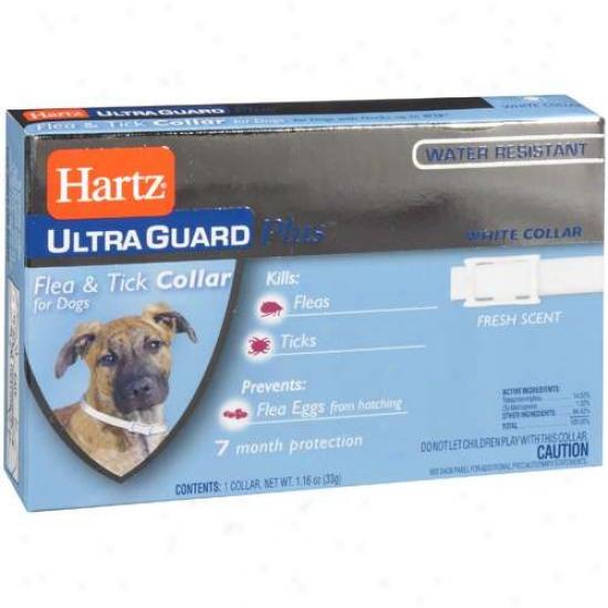 Hartz Ultraguard Plus Flea And Tick Dog Collar