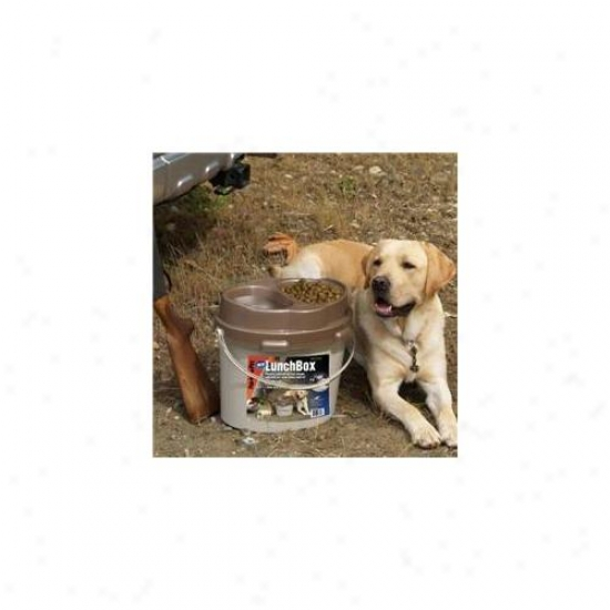 Heininger Holdings 3056 Dog Lunchbox Large.  Near to Portablepet