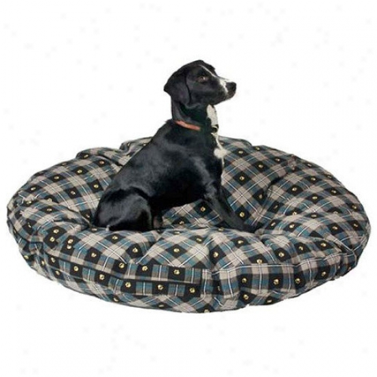Hidden Valley Products Supersoft Round Dog Bed