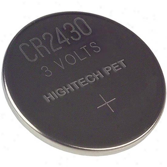 High Tech Pet 3-volt Lithium Battery