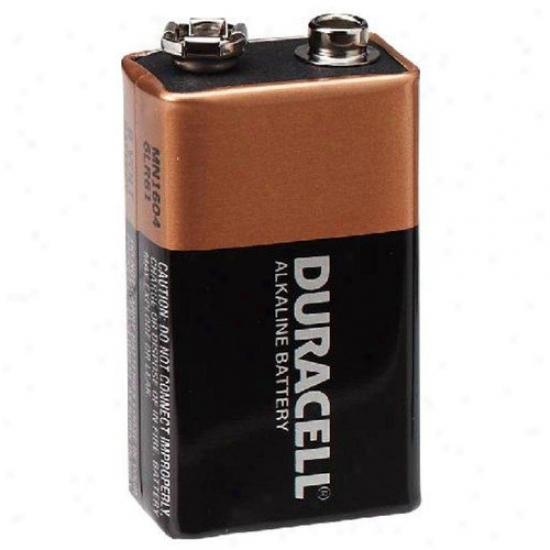 High Tech Pet 9 Volt Alkaline Battery