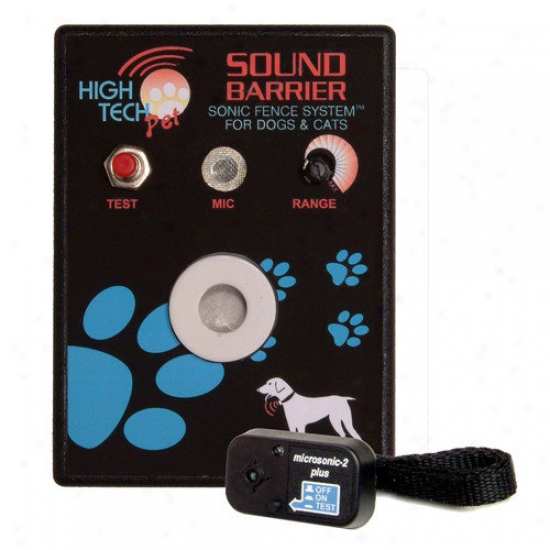 Abstruse Tech Pet Sound Barrier Indoor Sonic Fence