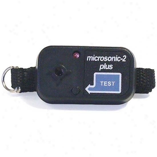 High Tech Pet Ultrasonic Collar, 1ct