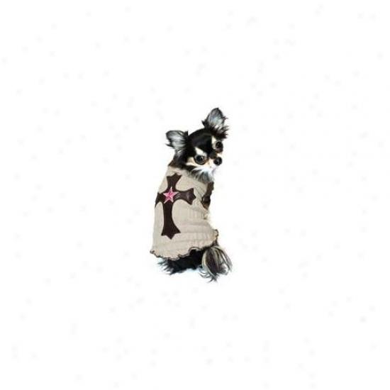 Hip Doggie Hd-4wscl-1/2 Hip Doggie Pearl Stone Cowboy Leash - 1/2''