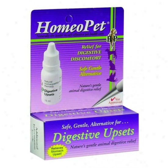 Homeopet 14724 Dog Homeopet Digestive Upset