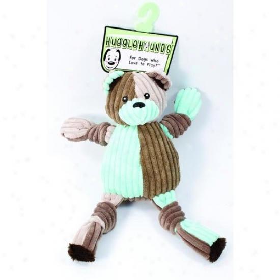 Hugglehounds 10209 Hugglehounds Patchie Knottie Bear