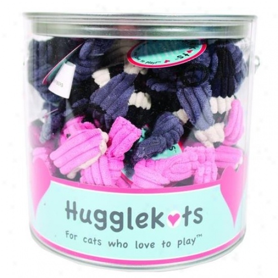 Hugglehounds 10241 Hugglekats Woodlajd Assortment