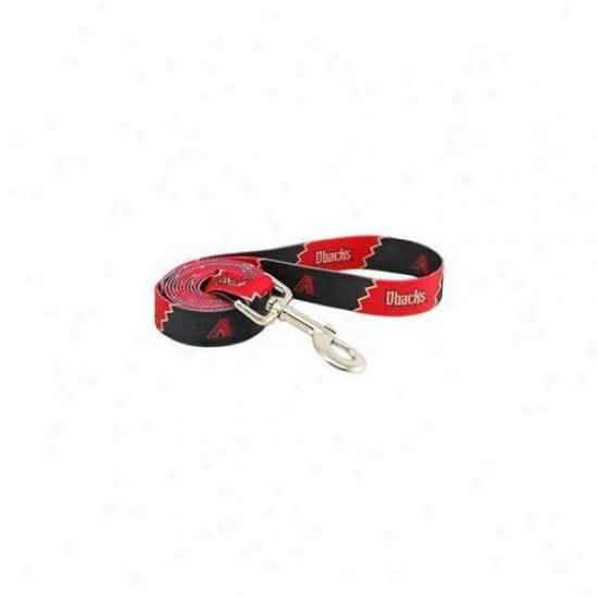 Hunter Mfg Dn-31061 Arizona Diamondbacks Dog Leash