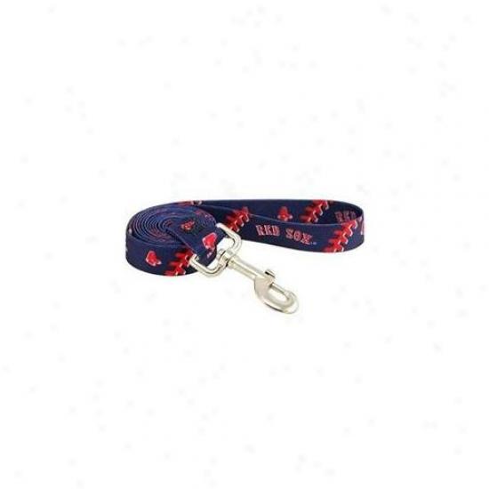 Hunter Mfg Dn-310641 Boston Red Sox Dog Leash