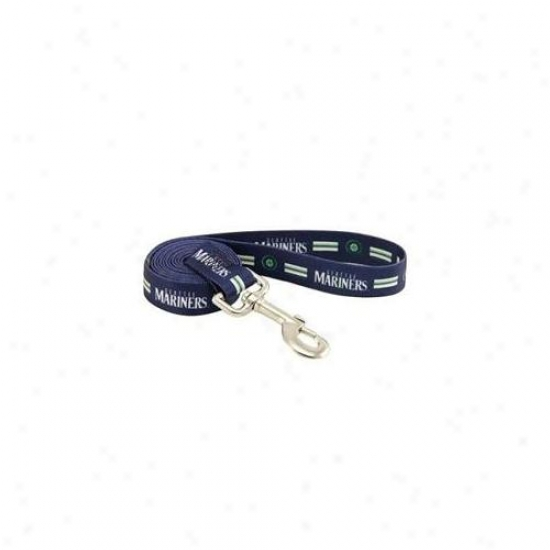 Hunter Mfg Dn-310771 Seattle Mariners Dog Leash
