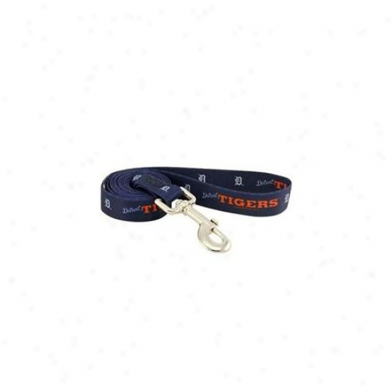 Hunter Mfg Dn-311501 Detroit Tivers Dog Leash