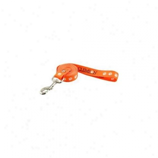 Hunter Mfg Dn-312851 Clemson Tigers Dog Leash