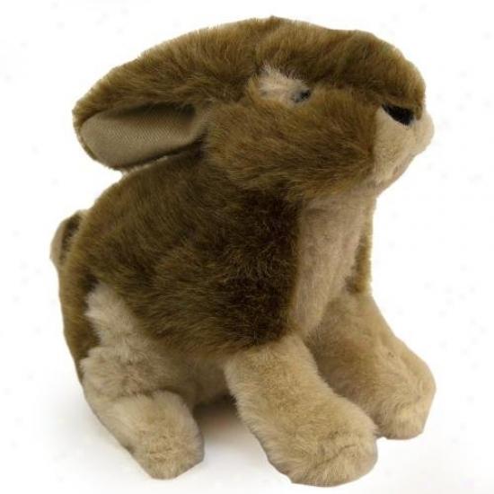 Hyper Pet 0089ea Large Rabbit Dog Toy