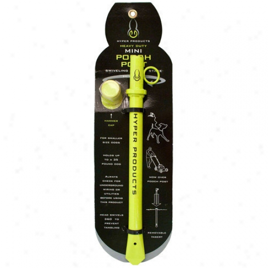 Hyper Products Mini Dog Pooch Post Stake