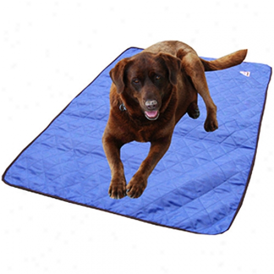 Hyperkewl Canine Cooling Pad, Blud