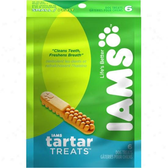 Iams Tartar Treats For Small Dogs, Multiple Sizes Available