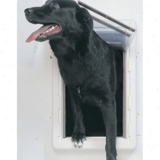 Ideal Perfect Pet All Weather Wall Dog Door