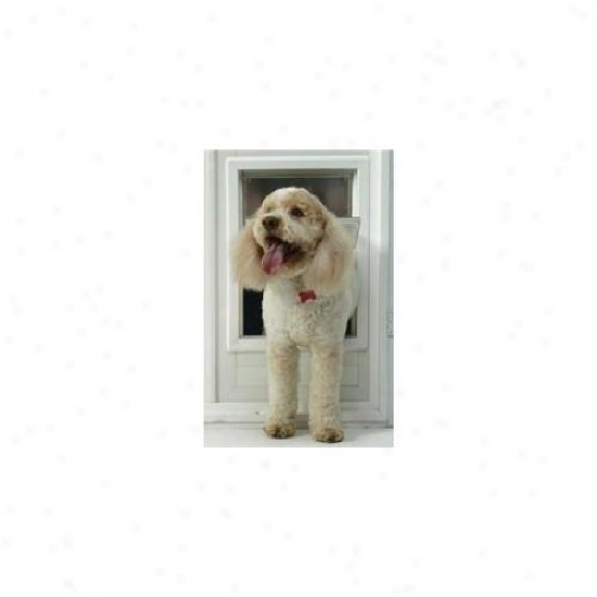 Ideal Pet Products Mfxl Extra Large Multi-flex Dog House - White Finish