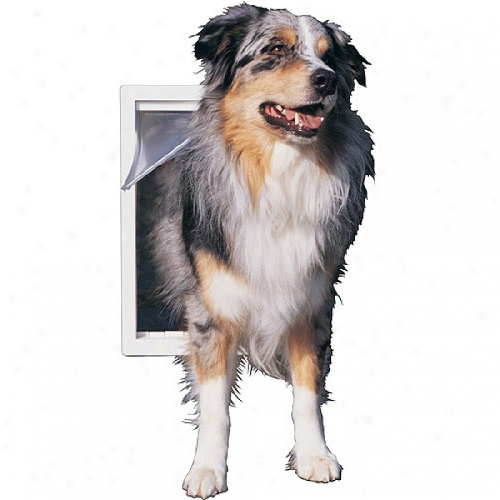 Ideal Pet Products Ppdxl Extra Large Thermoplastic Pet Door